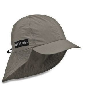YELLOW Columbia Youth Shade Cap UPF 30+ Youth OS